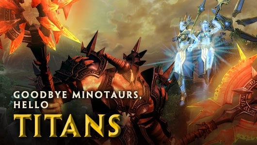 SMITE Introduces Titans To Conquest Mode