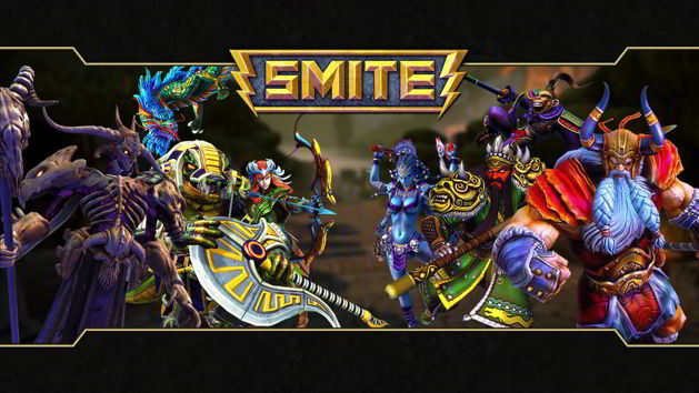 Latest SMITE Patch Introduces New Skin For AMC