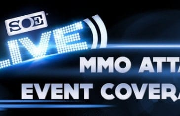 MMO Attack SOE Live Event Coverage 2013