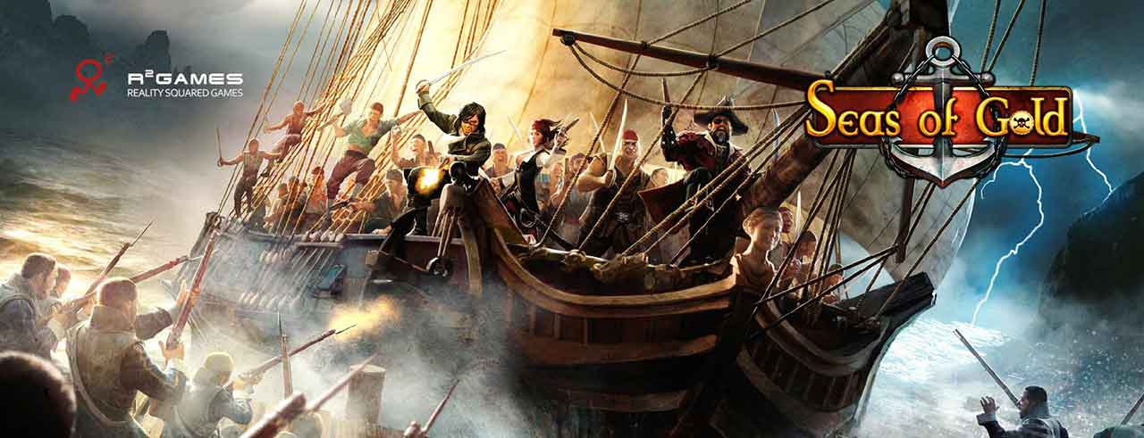 R2Games Set To Release Pirate MMORPG Seas Of Gold