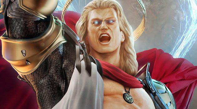 The PvP System For Skyforge Could Rival The Best In The Industry