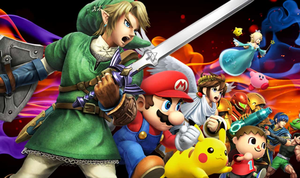 The Five Best Characters In The New Smash Bros