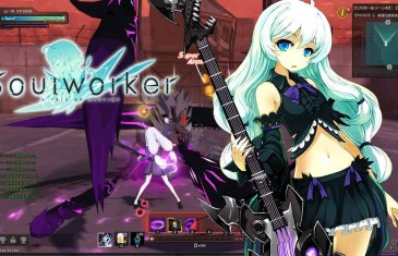 Gameforge To Bring Anime Action MMORPG SoulWorker To EU & US