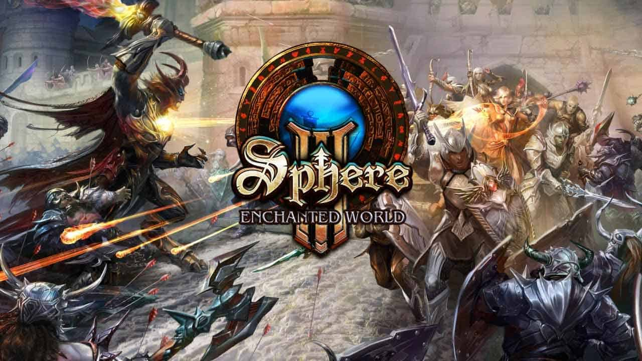 Hardcore Action MMORPG Sphere 3: Enchanted World Now Live