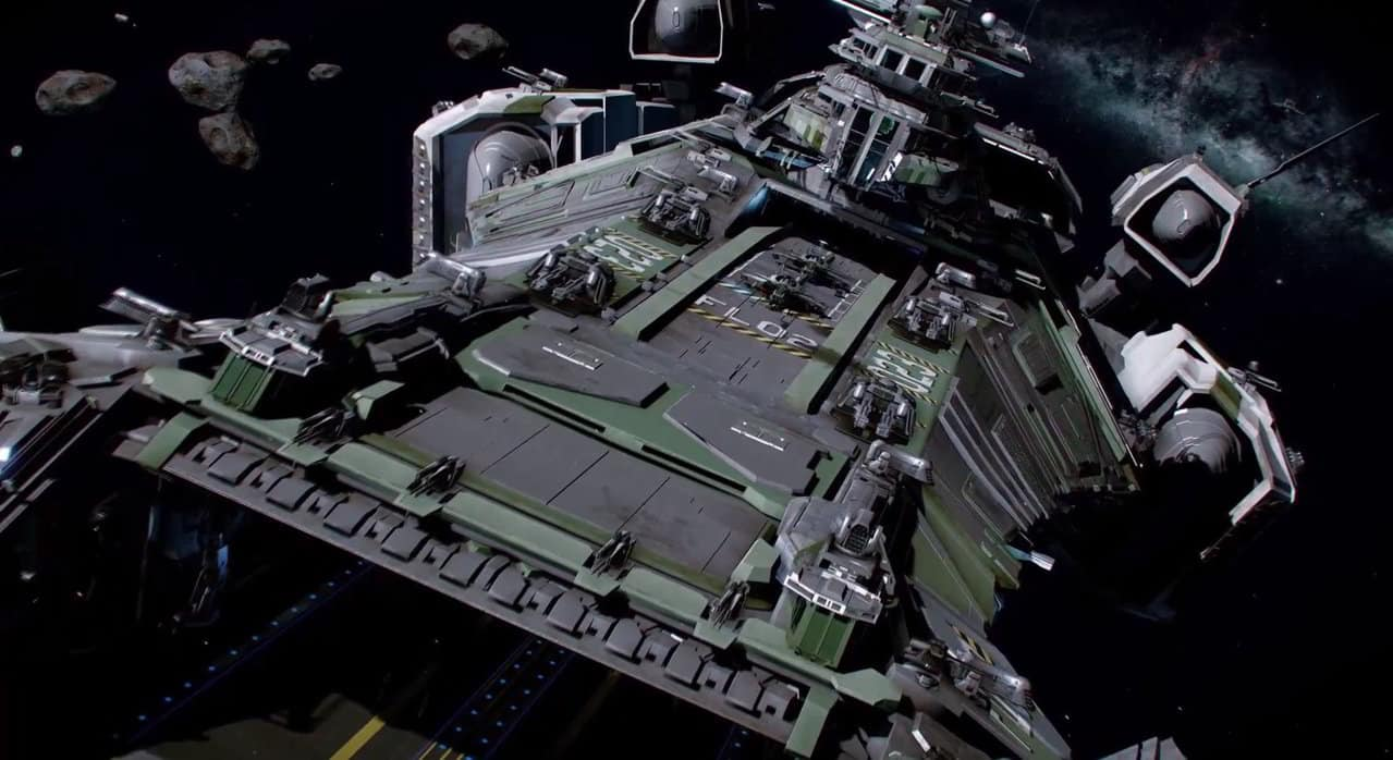 Star Citizen Introduces Equipment Rental