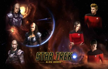 Star Trek Alien Domain