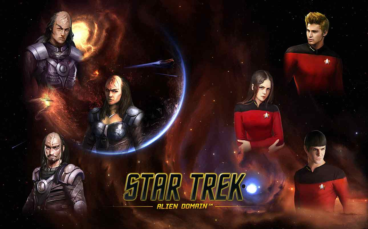 Star Trek: Alien Domain Announces New Year's Event