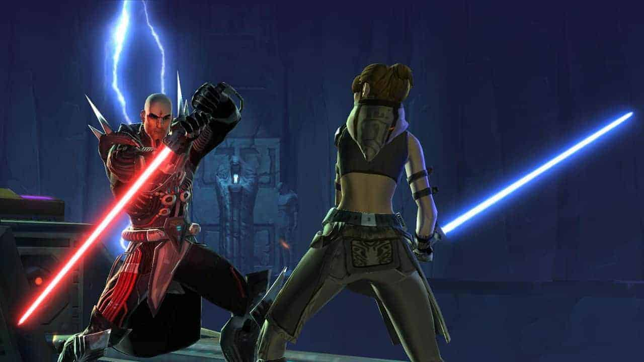 Knights of the Fallen Empire Expansion Announced For Star Wars: The Old Republic