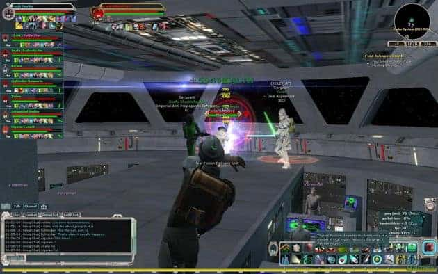 Star Wars Galaxies Making A Return?