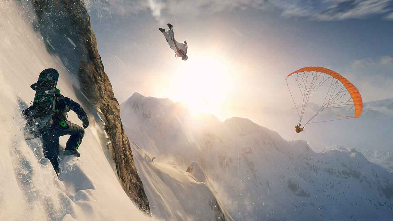Ubisoft's Upcoming Snowboarding Game Steep Opens Beta Sign Ups