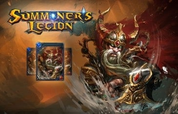 $3500 Cash Prizes Up For Grabs In First Summoner's Legion Tournament