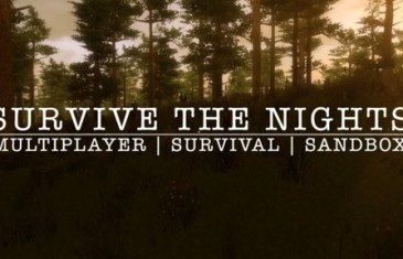 Zombie MMO Survive The Nights Kickstarter Funded