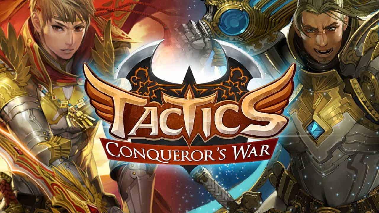 MMOCCG Tactics: Conqueror's War Welcomes New Server