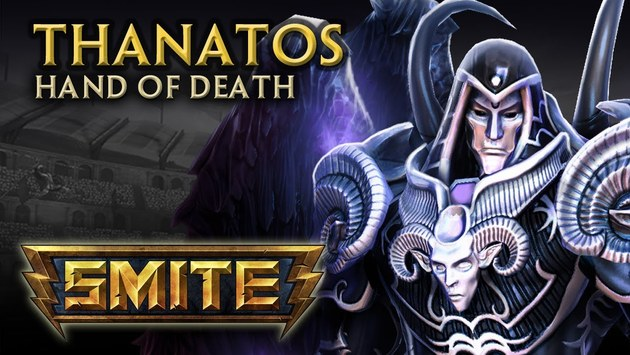 Thanatos Invades The SMITE Battlefield