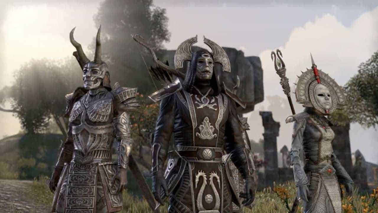 Early Glimpse At The Elder Scrolls Online's Imperial City