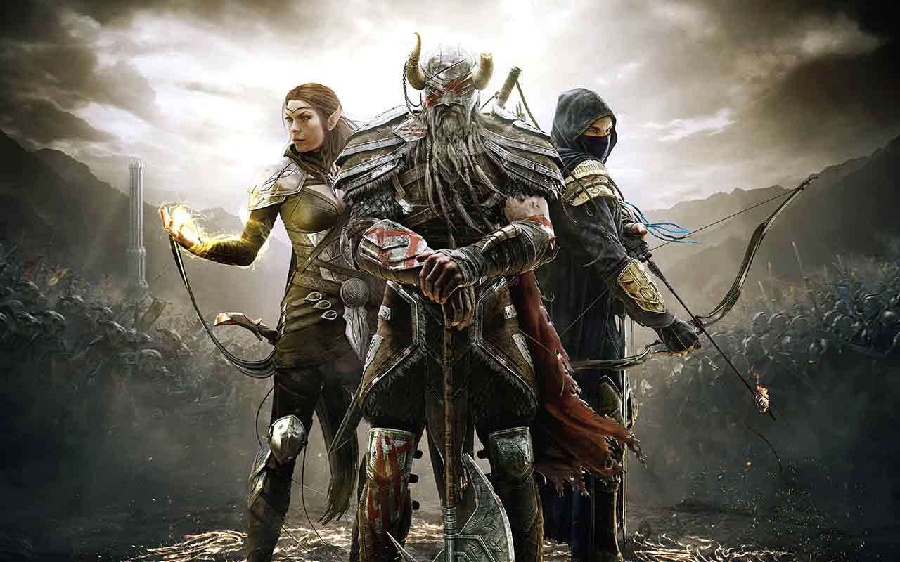 The Elder Scrolls Online Legends