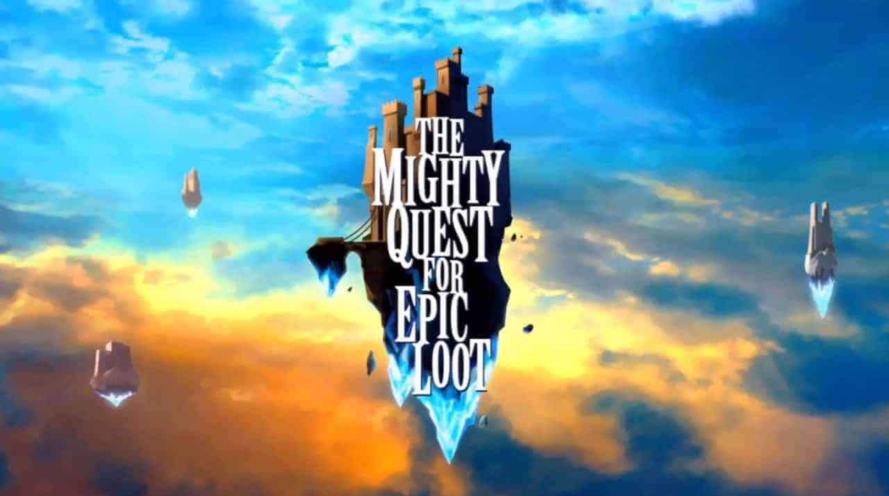 Ubisoft's Mighty Quest For Epic Loot Official Launch Day