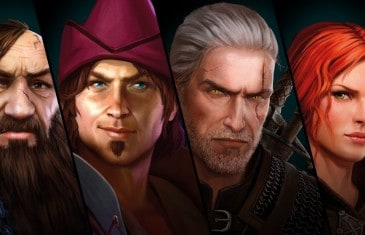 The Witcher Adventure Game news
