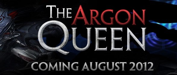 TERA : The Argon Queen Teaser Site