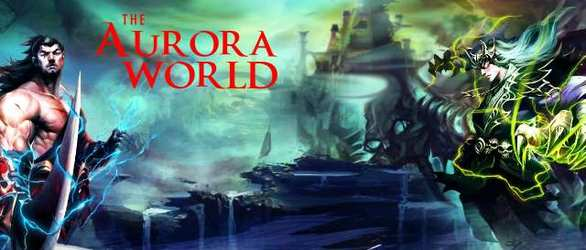 The Aurora World – New Game Announced