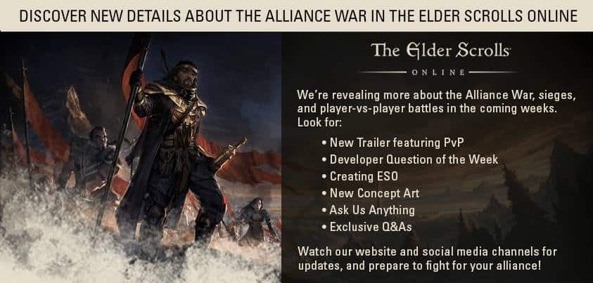 PvP Details On The Horizon For Elder Scrolls Fans