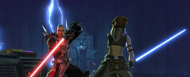 A Look At SWTOR's Blue Screens Of Death