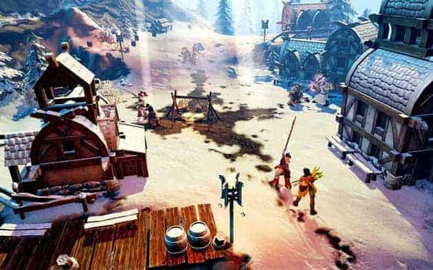 Latest Addition To The Settlers Franchise Hits Closed Beta