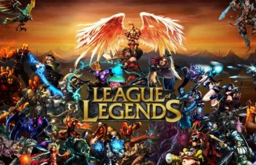 League of Legends: Top Played Champions October 2013