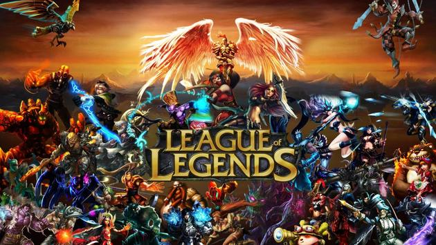 League of Legends: Top Played Champions September 2013