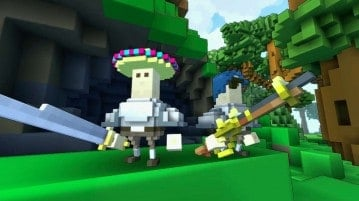 Trion's Voxel Based MMO Trove Enters Closed Beta Next Week