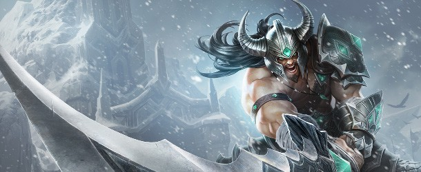 The Manliest Champions In League of Legends