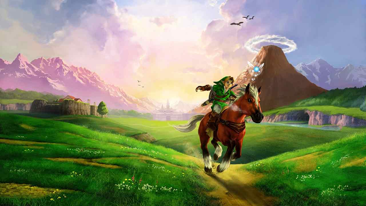 Zelda Inspired MMORPG Enters Open Beta