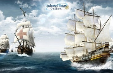 Uncharted Waters Online News