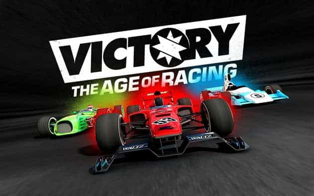 Victory: The Age of Racing Debuts On Steam