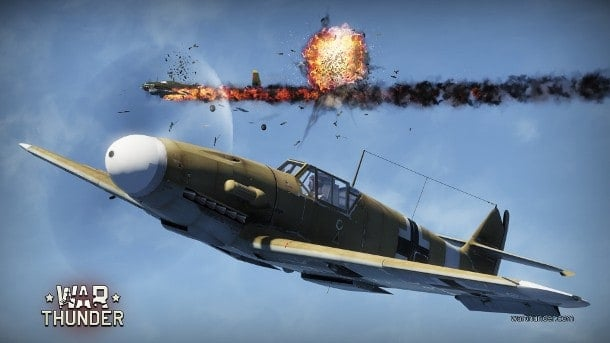 War Thunder Joins Resolution Debate – Announced For PS4