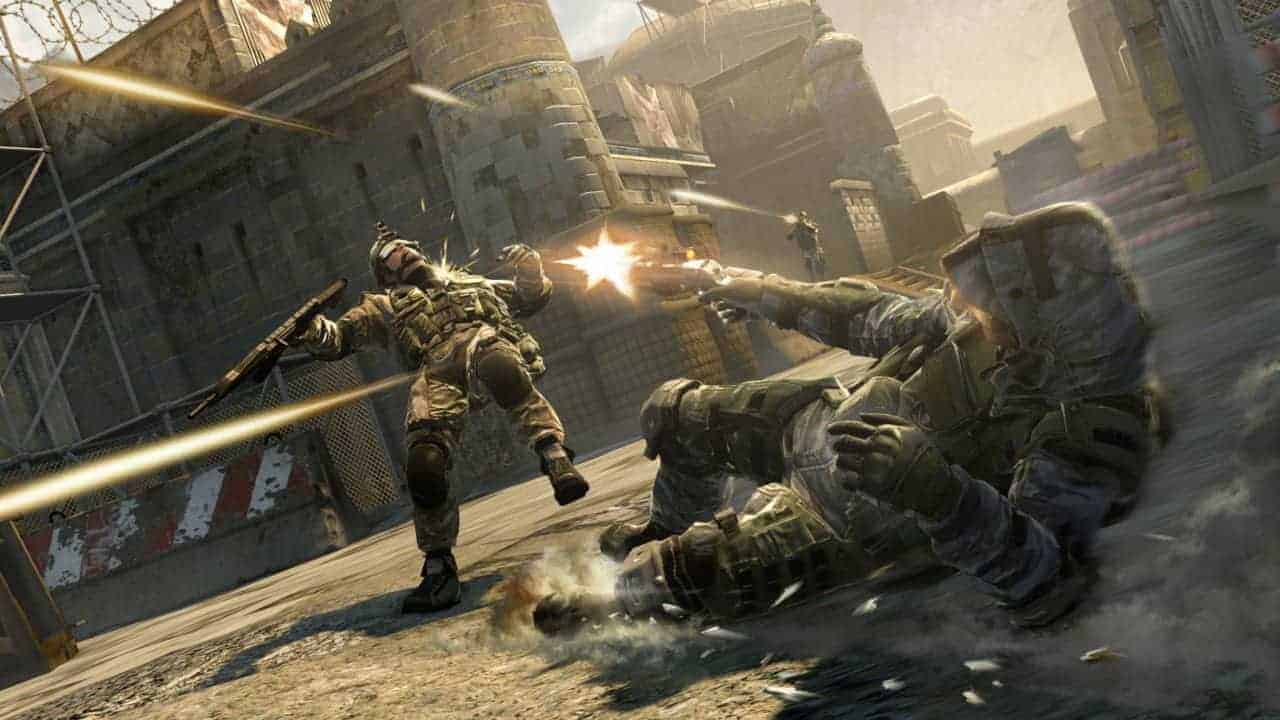 Crytek Introduce New Modes To Free MMOFPS Warface
