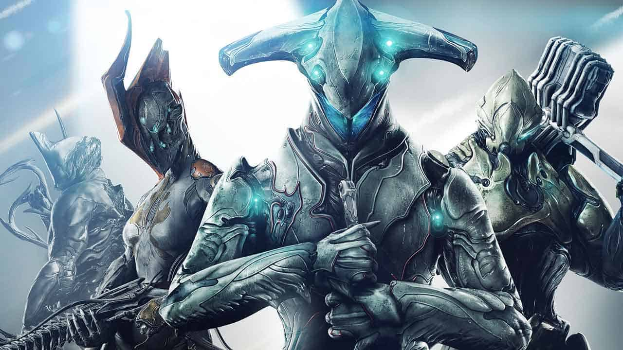 Warframes Biggest Update Of 2016 Sees It Return To Top Steam Titles
