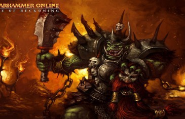 Warhammer Online: Stepping Into A Dead MMO