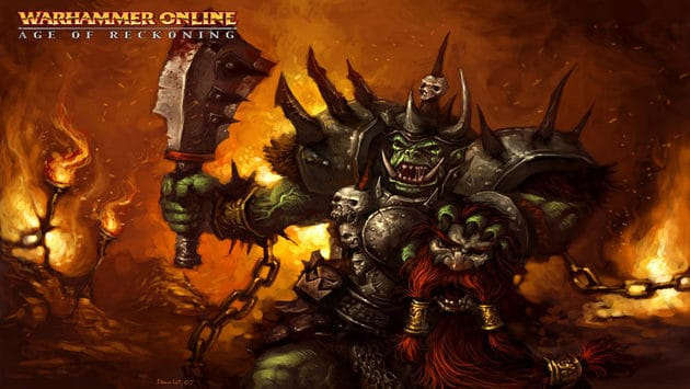 The End Of The Road For Warhammer Online