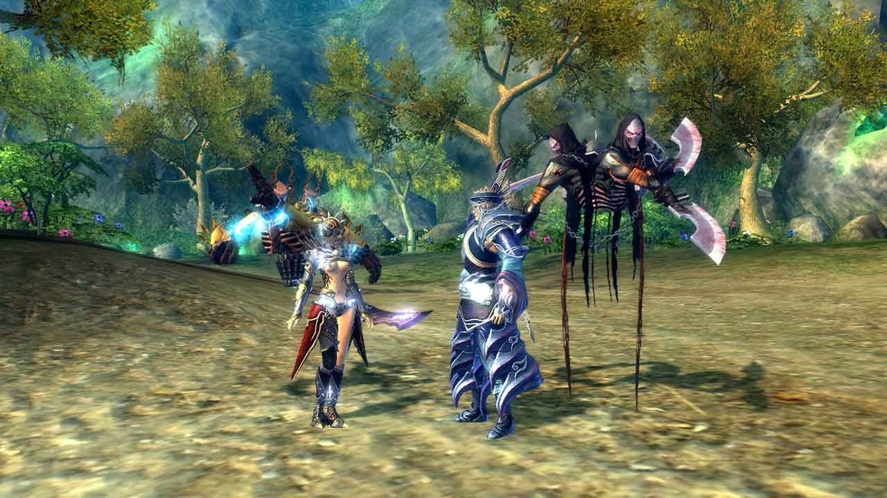 Free-To-Play MMO Weapons Of Mythology Open Beta Dates
