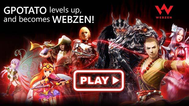 Webzen & gPotato Unite Forces With New MMO Portal