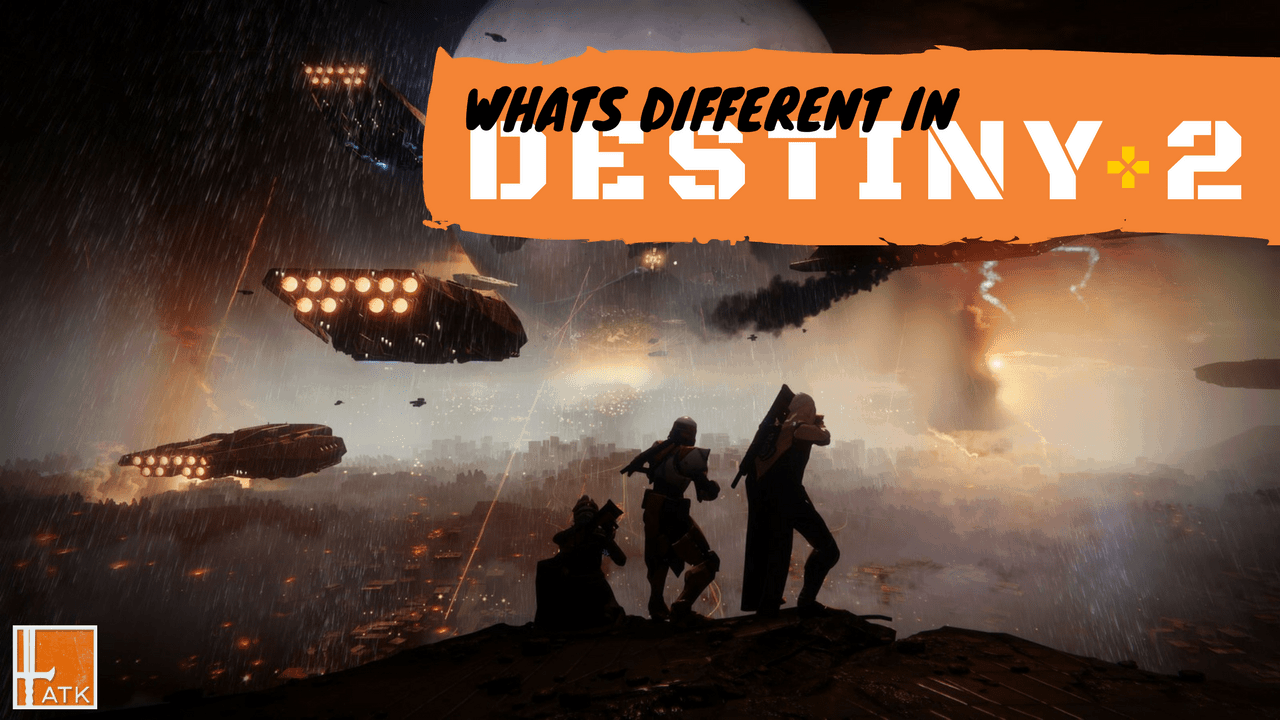 What's Different In Destiny 2?
