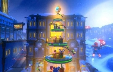 Winterfest Set To Impress The Citizens Of Planet Nexus In WildStar