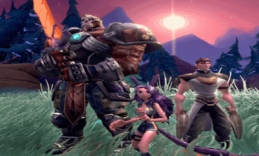 Wildstar – New Trailers, 2013 Release