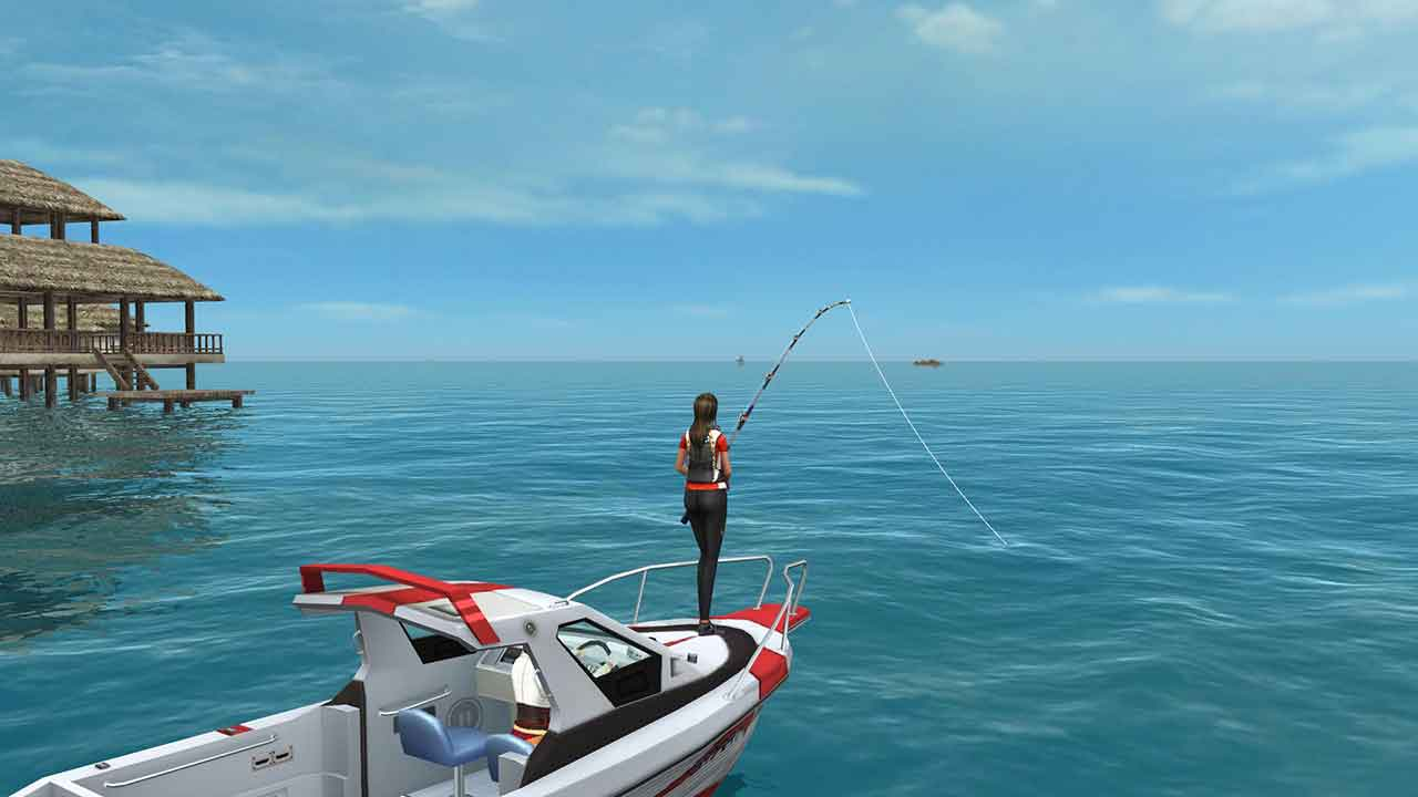 World Of Fishing MMO Now Available On Steam