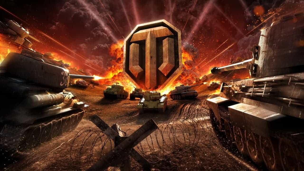 World Of Tanks Rolls Onto Xbox One