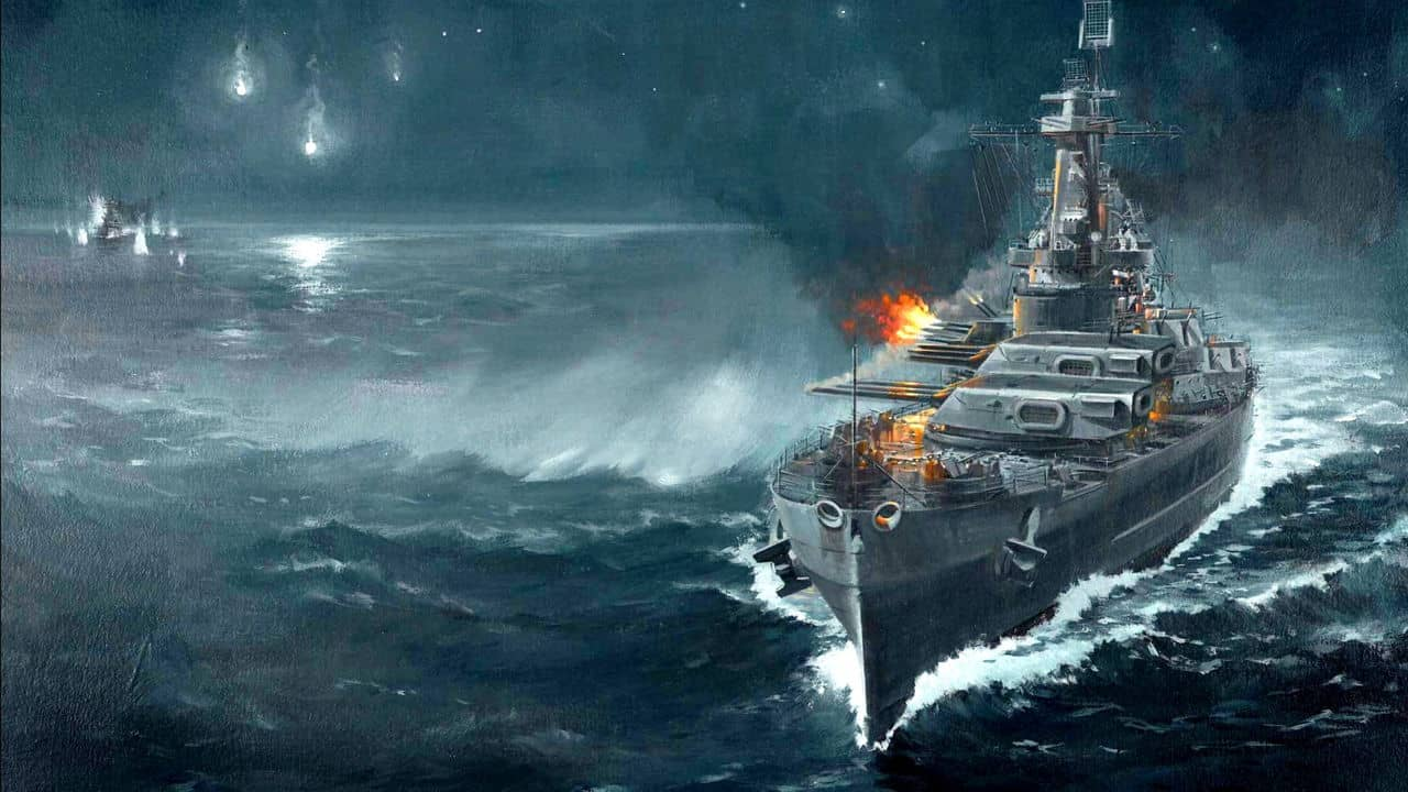 World Of Warships Set To Invade High Seas On September 17th
