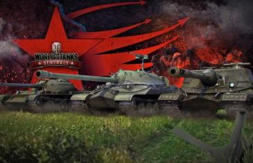 World of Tanks Generals 1280x720