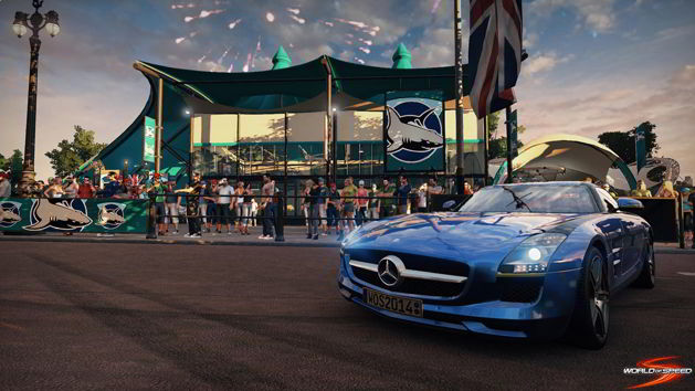New Screenshots & Trailer Released For World Of Speed