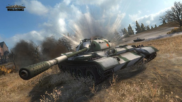 World of Tanks 9.1 Update – A Global Affair